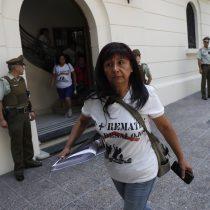 Ministerio del Interior presenta denuncia en contra de Roxana Miranda por llamado a