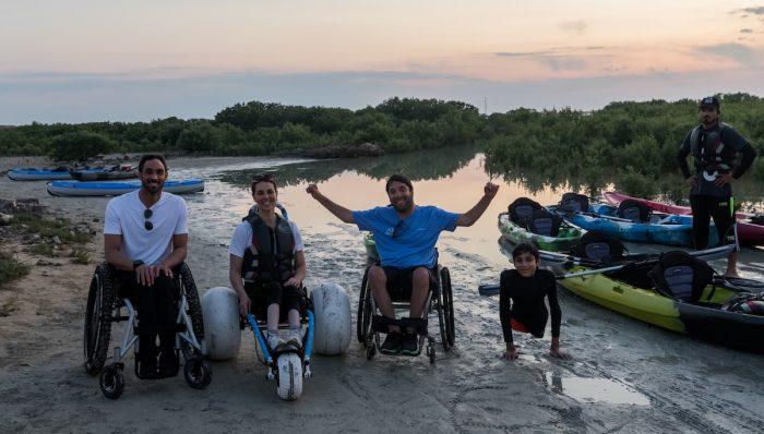 La primera silla de ruedas inteligente incorpora innovador sistema de asistencia de accesibilidad