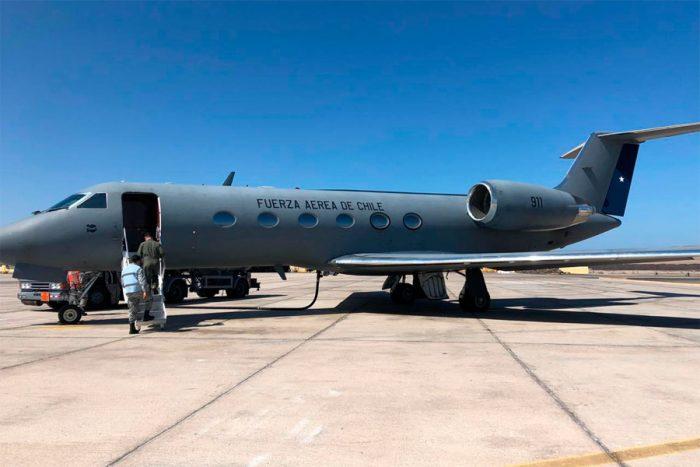 Presidente Piñera canceló viaje a Argentina por avión de la FACH siniestrado