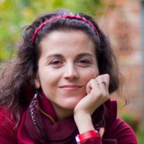 Primatóloga Isabel Behncke en UDP