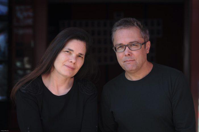 Directores Perut y Osnovikoff en conversatorio