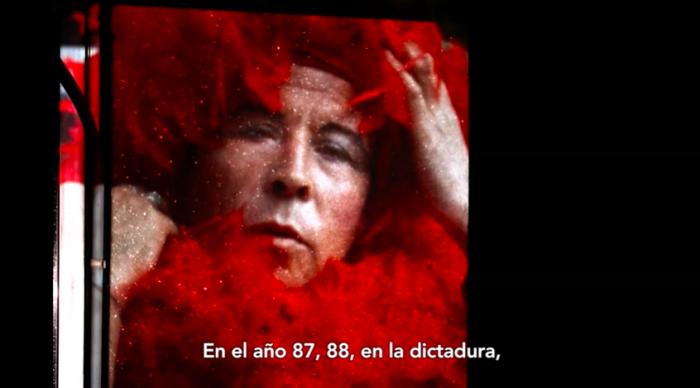 """Función gratuita al aire libre del documental """"Lemebel"""" en Plaza Yungay"""