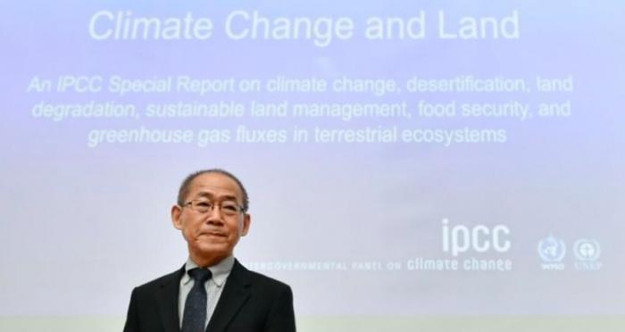 """Presidente de la IPCC, advierte del mayor peligro del cambio climático: """"Hemos puesto la paz de la Tierra en entredicho"""""""