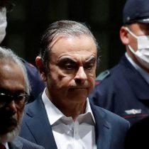 Exmagnate Carlos Ghosn se fuga de la justicia de Japón y huye a Beirut