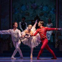 Ballet Cascanueces en Teatro Municipal de Santiago