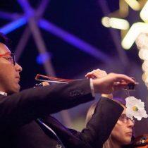 Concierto gratuito navideño con Camerata de la UNAB en Teatro Oriente