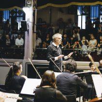 Orquesta Clásica Usach despide el año con su tradicional concierto de Navidad