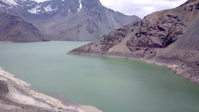 Aguas Andinas refuerza acciones para enfrentar la extrema sequía que afecta a la Región Metropolitana