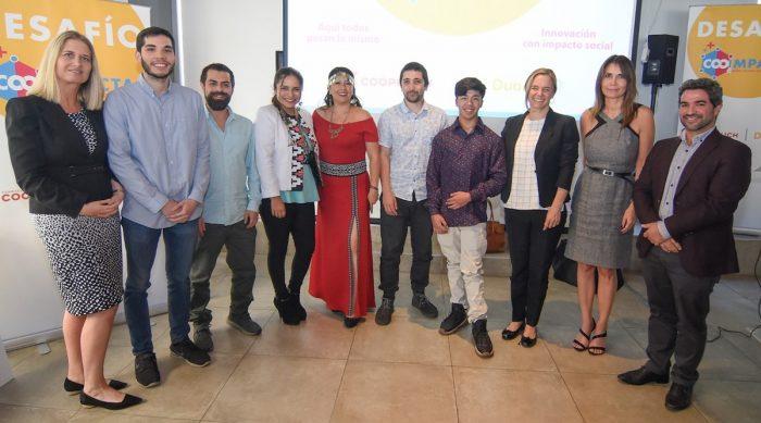 Emprendimientos innovadores fueron los grandes ganadores de desafío Cooimpacta
