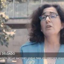 Naciones Unidas difunde video que muestra las conclusiones del informe entregado en relación al estallido social en Chile