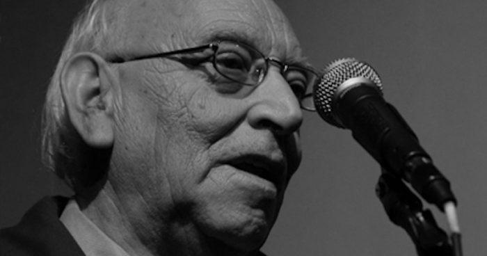 """Homenaje a Juan Radrigán """"Con la fuerza de la verdad, la ternura y la belleza"""" en TNCH"""