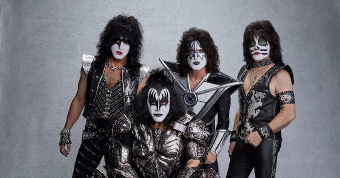 Kiss regresa a Chile en su última gira