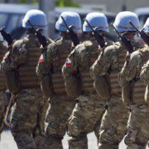 Comunidad haitiana en Chile emplaza al Gobierno a que investigue a militares involucrados en violaciones a mujeres durante misión ONU