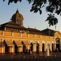 El Mercado Central de Santiago. Consumo, sociedad y patrimonio desde la historia urbana