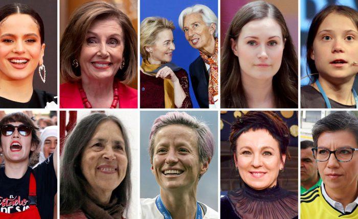 Diez mujeres que hicieron historia en 2019