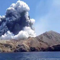 Sube a 16 el número de muertos por erupción de volcán en Nueva Zelanda