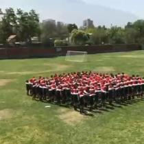 Alumnas del Colegio Calasanz protestaron cambiando la letra de la canción de Las Tesis