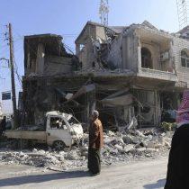 Bombardeo ruso deja ocho muertos en el norte de Siria