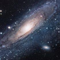 Encuentran segunda población estelar en el disco de la Vía Láctea