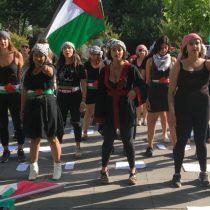 Embajada de Israel criticó uso de performance de LasTesis