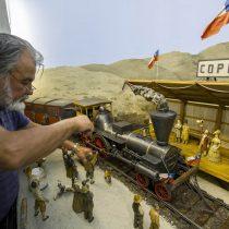 Artista inicia campaña para recuperar figuras que fueron sustraídas desde las estaciones del Metro