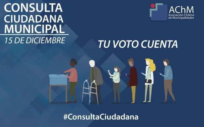 Las condiciones que garanticen legitimidad de la consulta ciudadana municipal