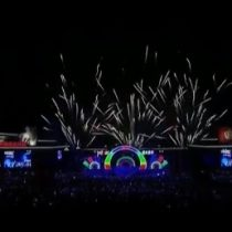 Y decían que eran aburridos: montan espectacular show musical y fuegos de artificio en año nuevo norcoreano
