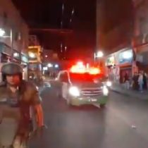 ¿Orgullo o provocación?: carabineros entonan su himno tras positiva jornada en Valparaíso