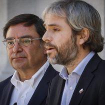 """Blumel blinda a Guevara en la polémica por el """"copamiento preventivo"""": """"Las estrategias policiales las define Carabineros"""""""