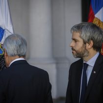 """El escudero de Piñera: ministro Blumel blinda al Presidente y asegura que en DD.HH. """"hay mucha información que no es veraz"""""""