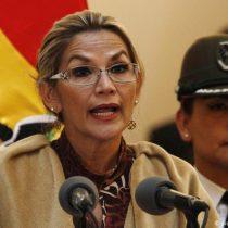 Presidenta interina de Bolivia anuncia inminente orden de arresto contra Evo Morales