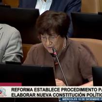 Siga en vivo la votación clave de la Cámara de Diputados sobre el proceso constituyente