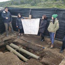 Arqueólogos de U. Austral descubren piezas de artillería que datan del siglo XVI