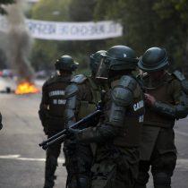 Valparaíso: Corte de Apelaciones autorizó uso de balines y gas lacrimógeno para controlar el orden público