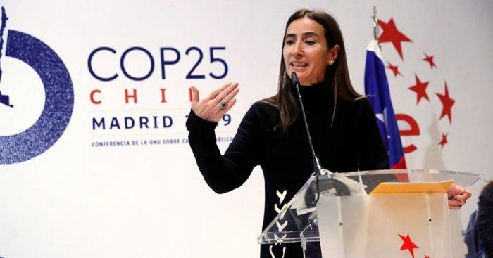 A rendir cuentas a la Cámara: ministra Schmidt será interpelada por el fracaso de la COP 25 presidida por Chile