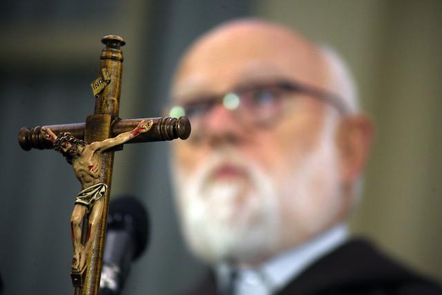 """Arzobispo Aós y las violaciones a derechos humanos durante el estallido social: """"Con la verdad se hace justicia"""""""