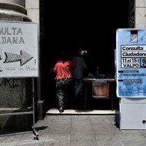 Amplia participación en la consulta ciudadana: municipalidades estiman que ya han votado más de 850 mil personas