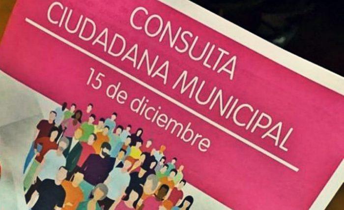Consulta Ciudadana: Los municipios abriendo canales de participación ciudadana