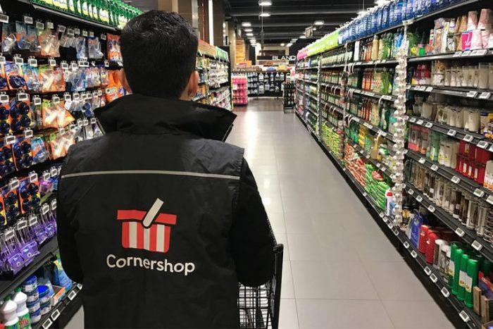 Cornershop enfrenta demanda de Instacart en Estados Unidos por uso sin autorización de catálogo