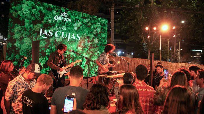 Cerveza Corona lanza temporada de verano en CasaLasCujas