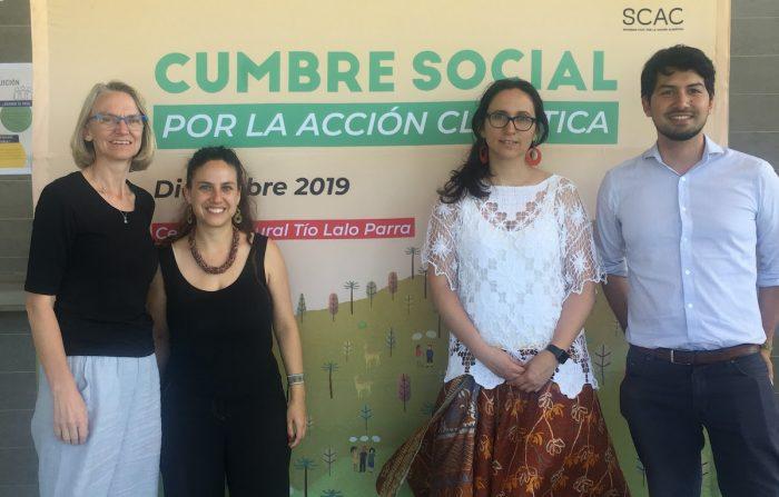 """Nicola Borregaard: """"La pobreza energética no es un concepto que esté dentro de la política pública en Chile"""""""