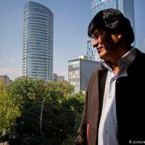 Evo Morales abandona México y viaja a Cuba