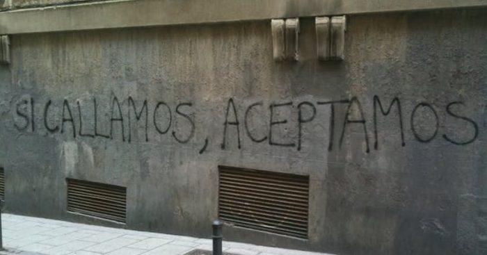 El graffiti como herramienta comunicativa de visibilización social
