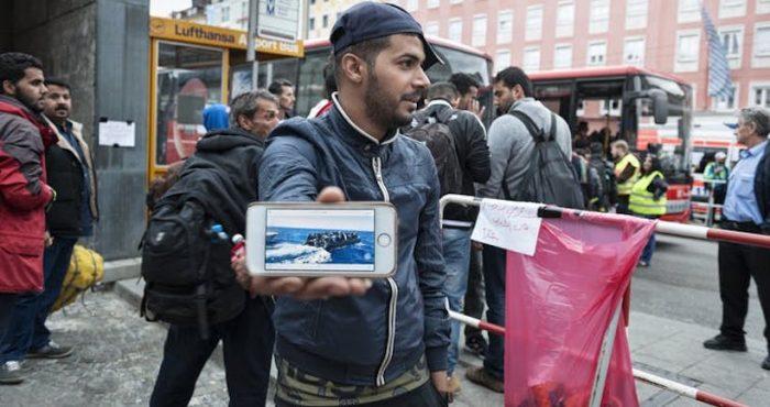 Habermas y el derecho de asilo y la migración