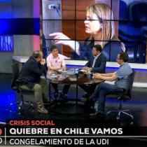 Pulso político: Crisis social y quiebre en la UDI