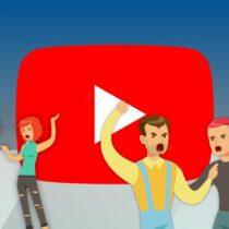 """YouTube: los comentarios homofóbicos que hicieron que la plataforma prohibiera videos que contienen """"insultos maliciosos basados en la raza y la orientación sexual"""""""