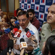 """Nada claro: Guevara y Carabineros evitan confirmar si habrá """"copamiento preventivo"""" en Plaza Italia para el Año Nuevo"""