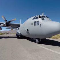 Justicia declaró admisible querella presentada por familiares de una de las víctimas del accidente del Hércules C-130