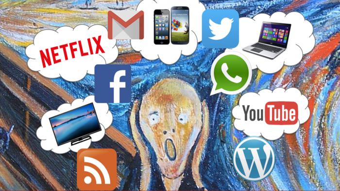 Infoxicación: la sobredosis digital que estalló junto a la crisis