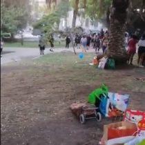 Defensora de la Niñez denuncia abusos de Carabineros en celebración de cumpleaños infantil en Bellas Artes